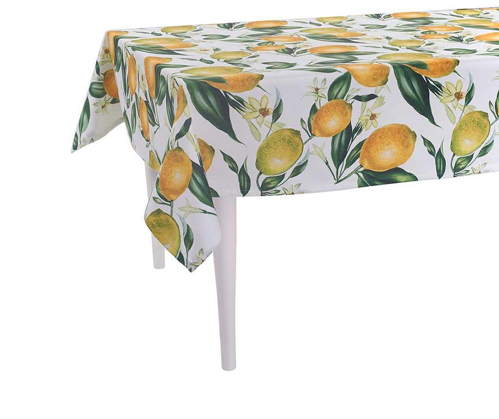 Fata de masa Lemons 140x140 cm imagine
