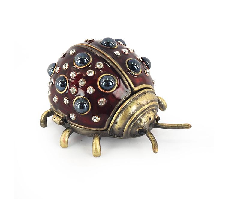 Cutie pentru bijuterii Ladybug