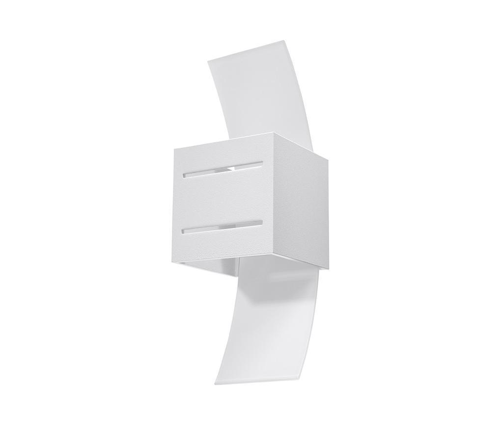 Aplica de perete Carlo White - Nice Lamps, Alb imagine