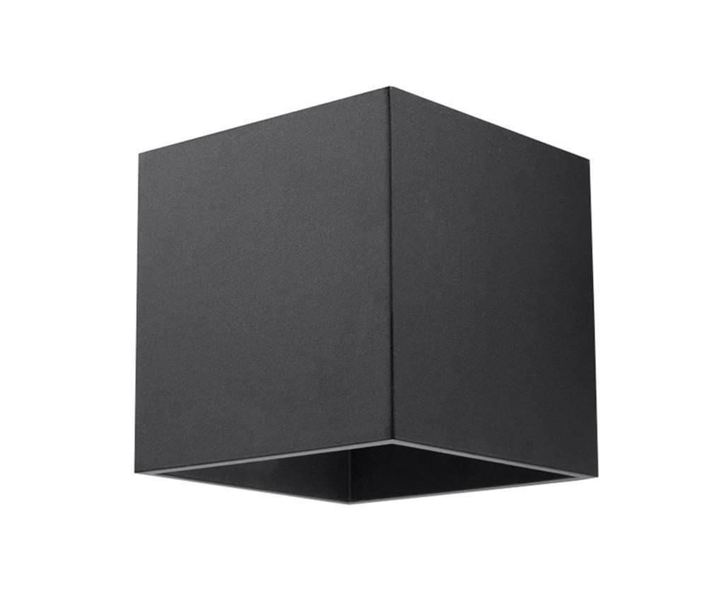 Aplica de perete Geo Black - Nice Lamps, Negru poza