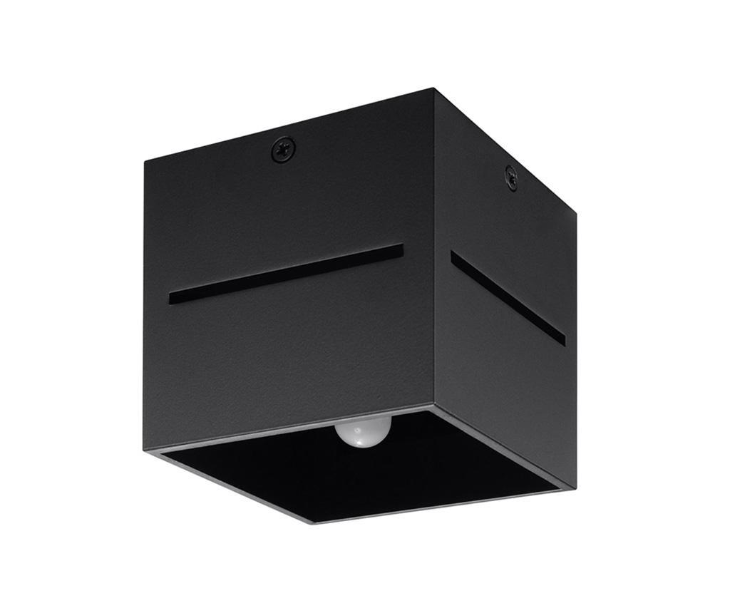 Plafoniera Lorum Black - Nice Lamps, Negru imagine