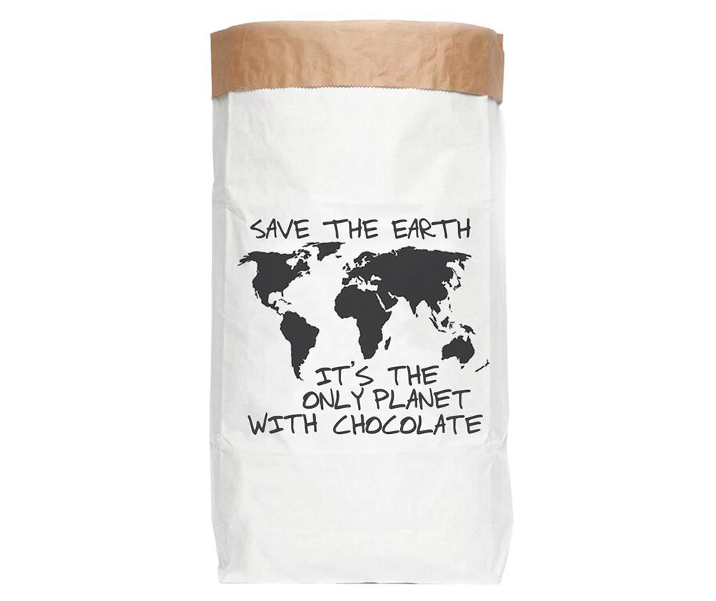 Punga pentru depozitare Save the Earth imagine