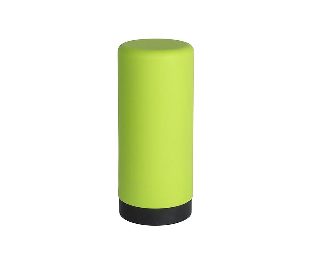 Dispenser detergent lichid de vase Easy Squeeez-e Green 250 ml - Wenko, Verde poza