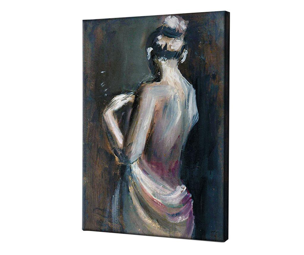 Tablou Woman Figure 60x90 cm