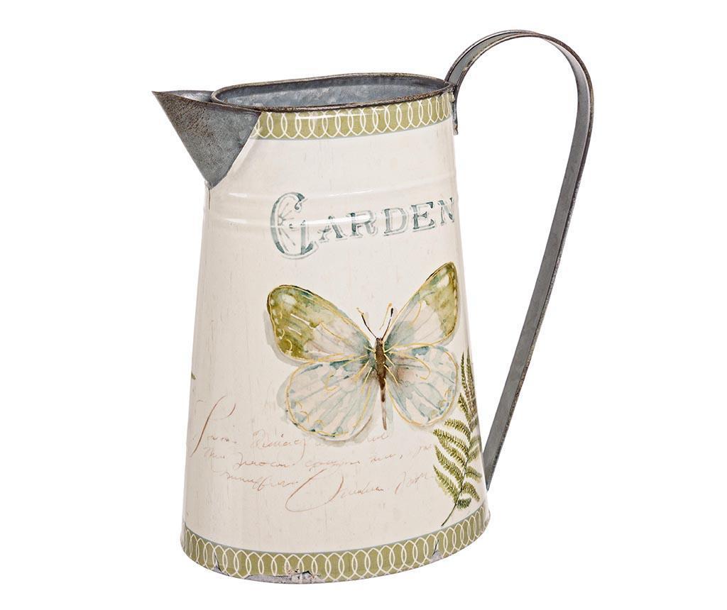 Carafa decorativa Butterfly - Bizzotto, Crem poza