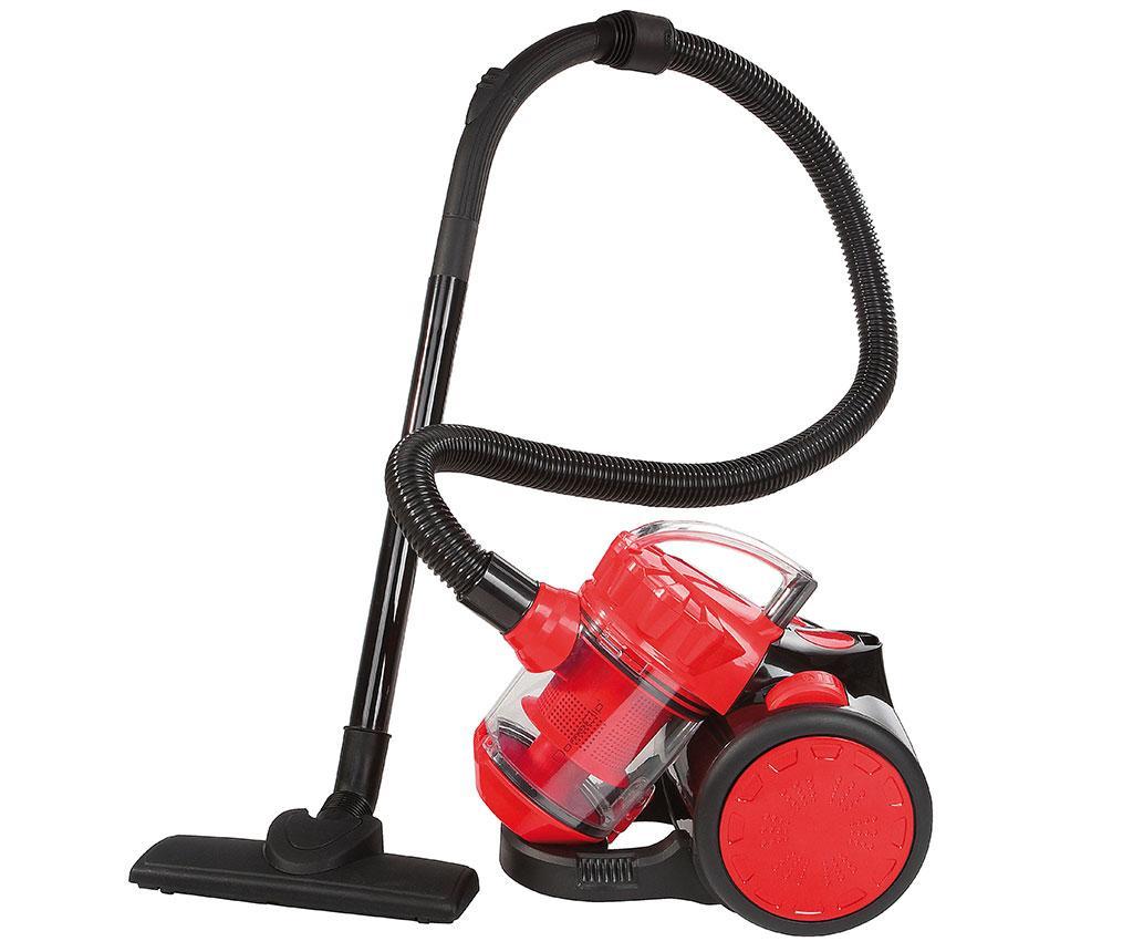 Aspirator fara sac Cleaning - DomoClip, Rosu imagine