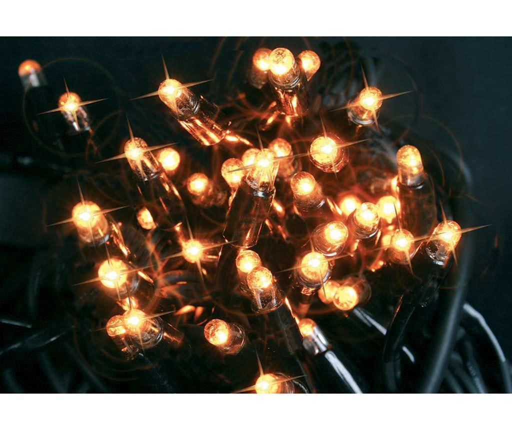Ghirlanda luminoasa pentru exterior Lightset Warm White 500 cm - Best Season, Multicolor