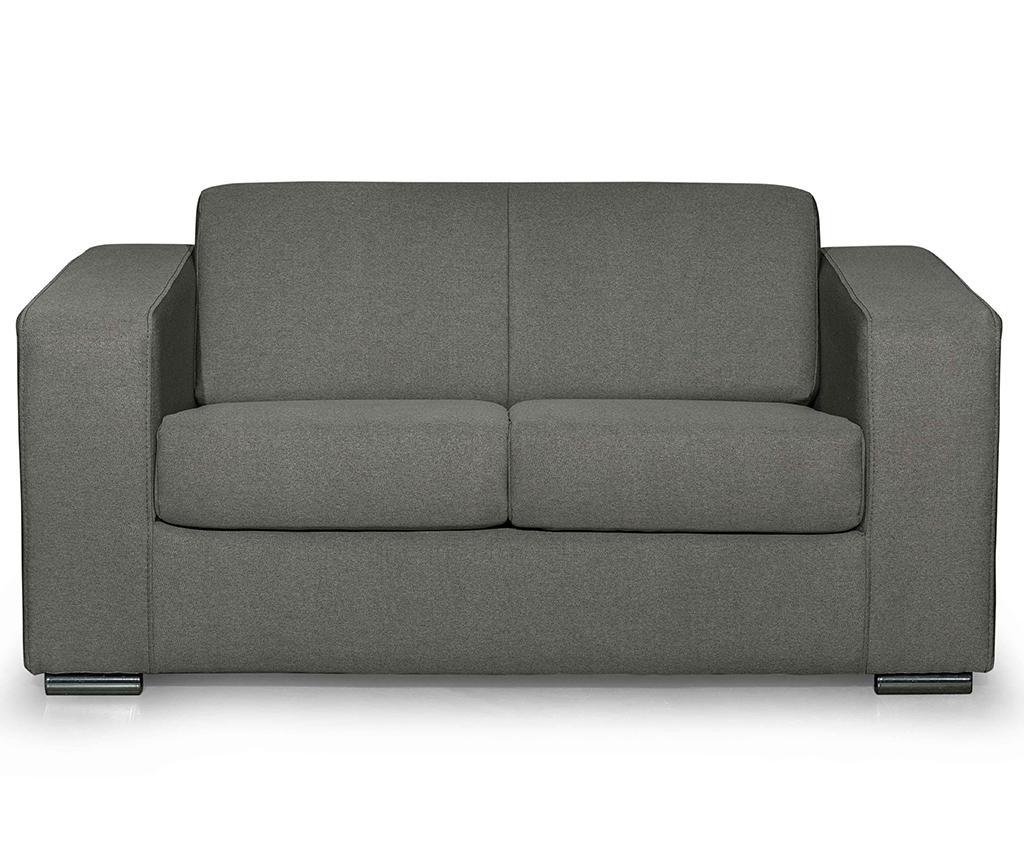 Canapea 2 locuri Ava Bladen Grey imagine