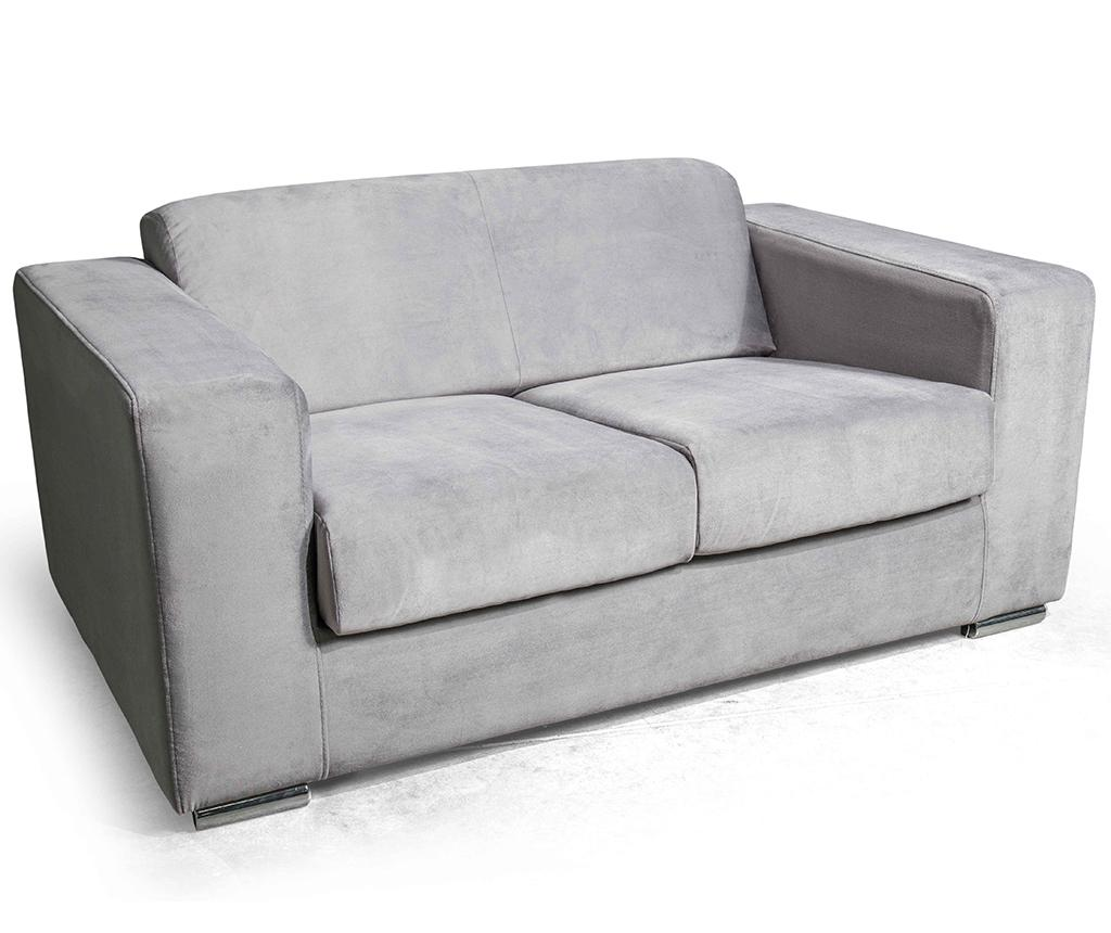 Canapea 2 locuri Ava Bladen Light Grey