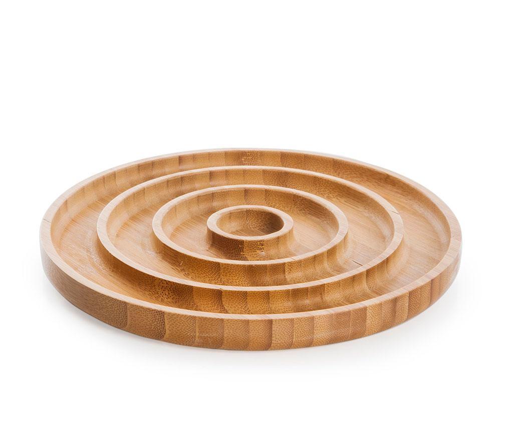 Platou pentru aperitive Snail Round imagine