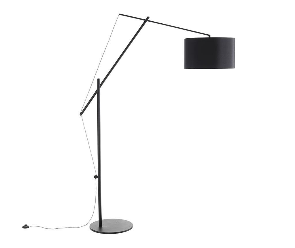 Lampadar Gear - Tomasucci, Negru