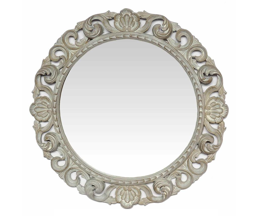 Oglinda Grigio Grey - Bolzonella, Gri & Argintiu imagine
