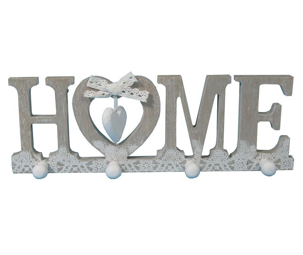 Cuier Home - Bolzonella, Gri & Argintiu