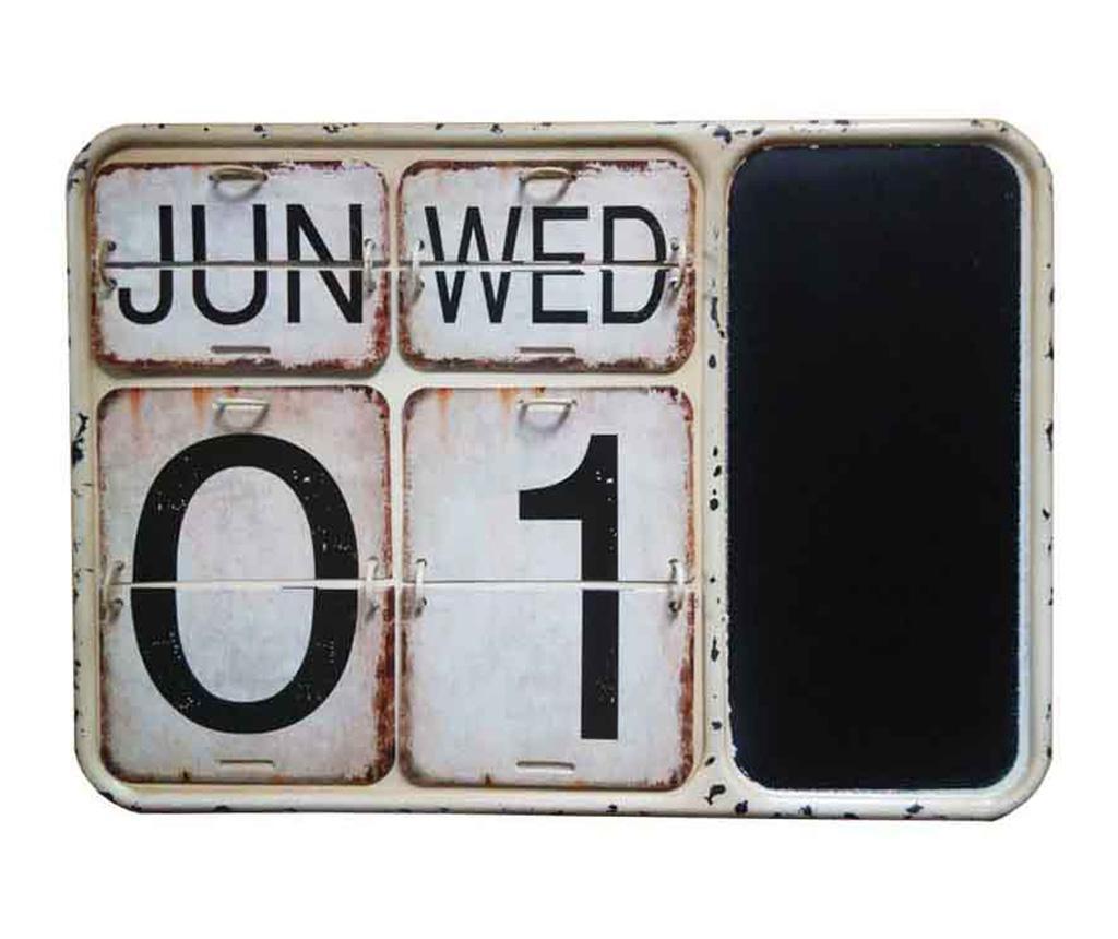 Calendar cu tabla de scris Memos imagine