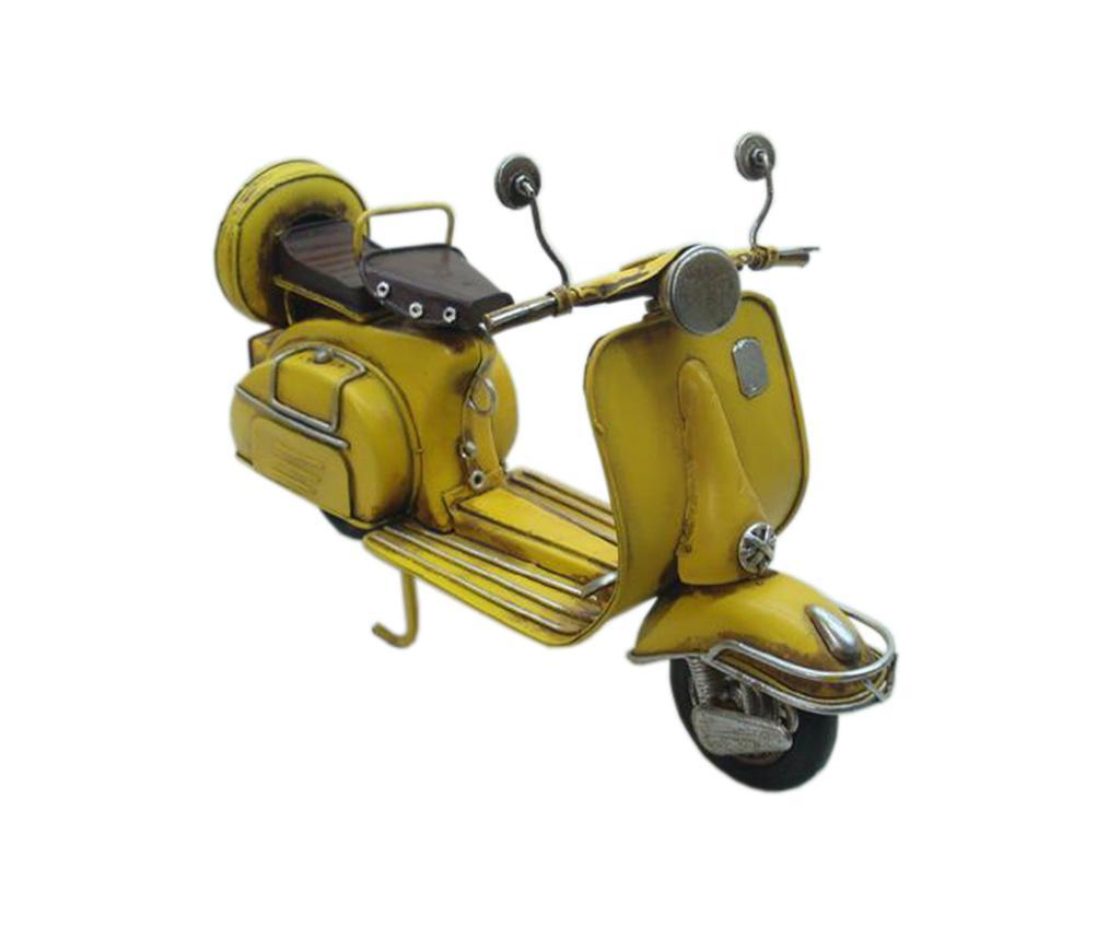 Decoratiune Scooter - Bolzonella, Galben & Auriu poza