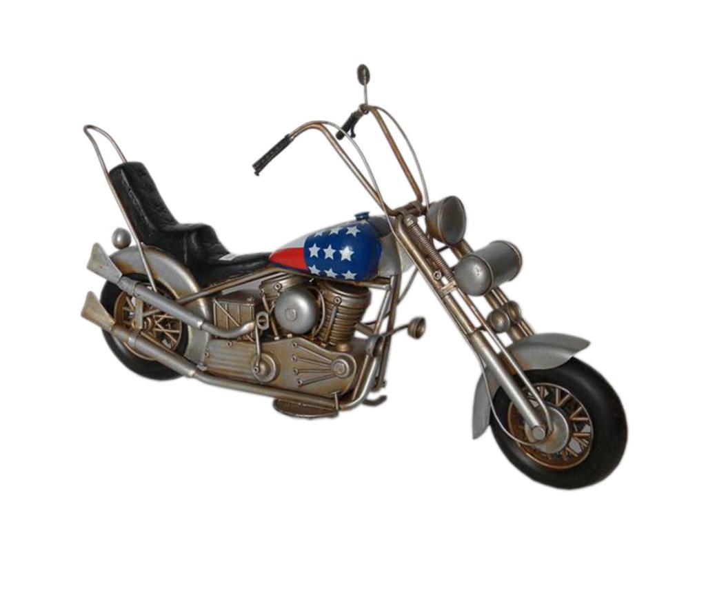 Decoratiune Moto Usa - Bolzonella, Gri & Argintiu