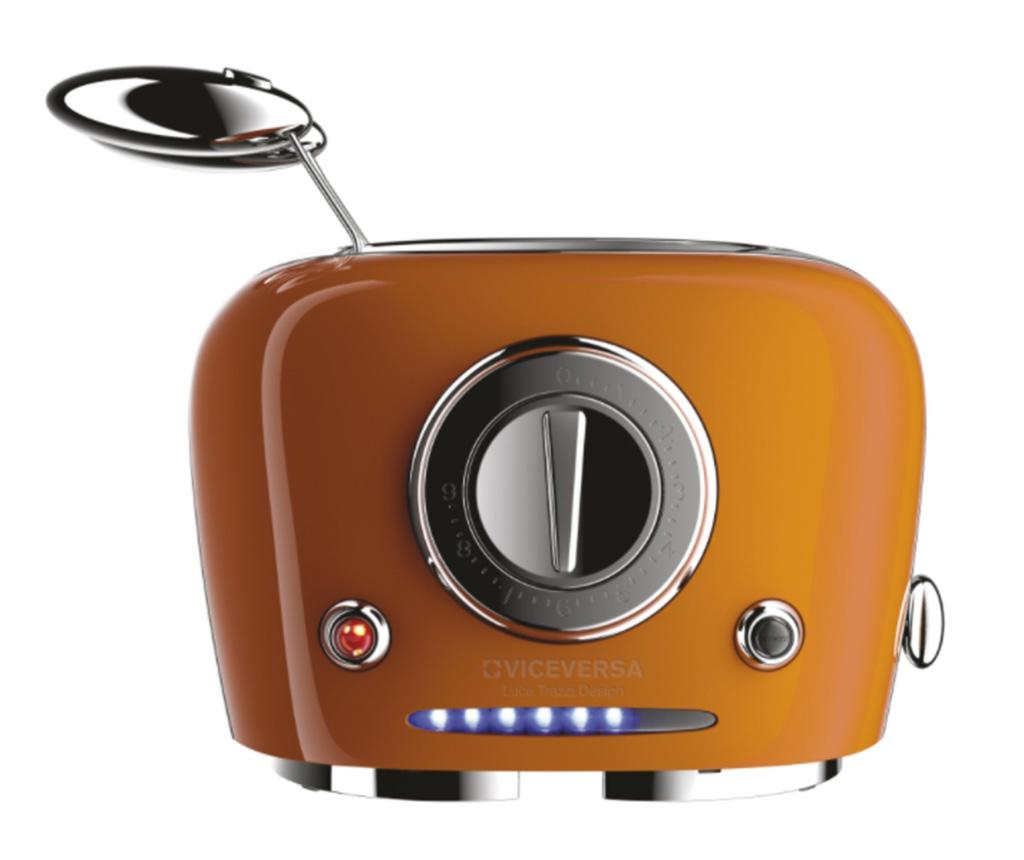 Prajitor de paine Tix Orange - Viceversa, Portocaliu imagine