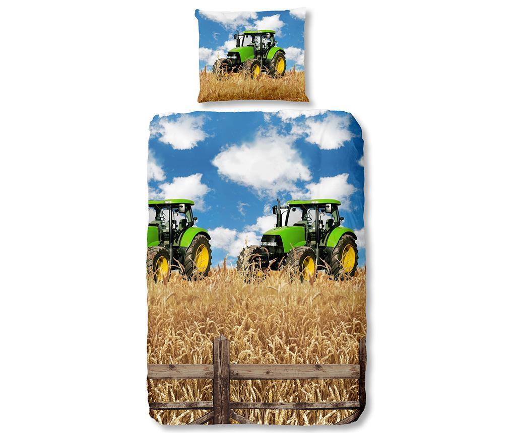 Set de pat Single Ranforce Farmer imagine