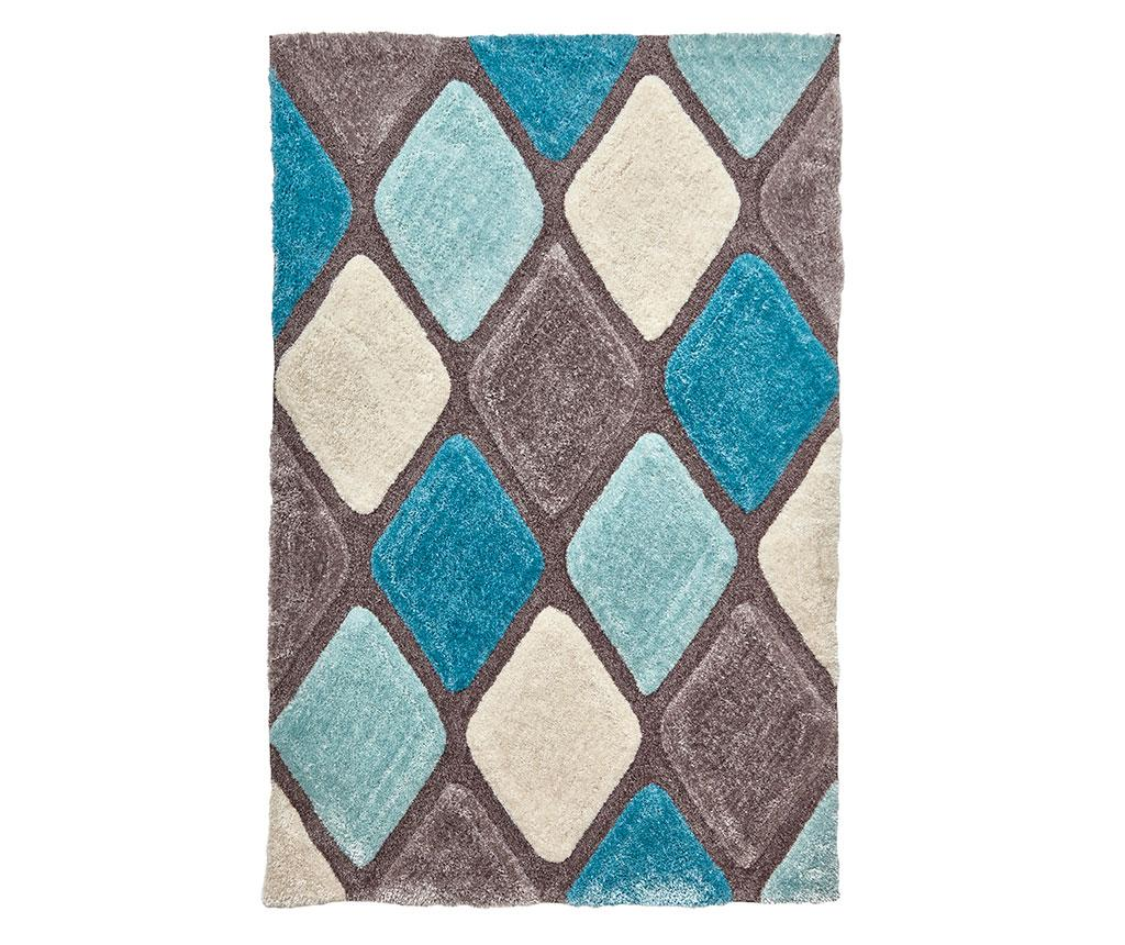 Covor Noble House Grey Blue 150x230 cm - Think Rugs, Albastru imagine