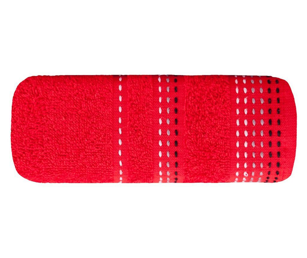 Prosop de baie Paola Red 70x140 cm imagine