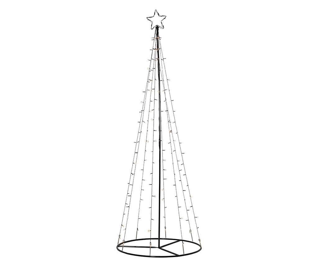 Decoratiune luminoasa de gradina Christmas Tree