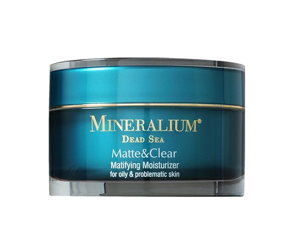 Crema hidratanta de fata Mineraliul Matte & Clear 50 ml imagine
