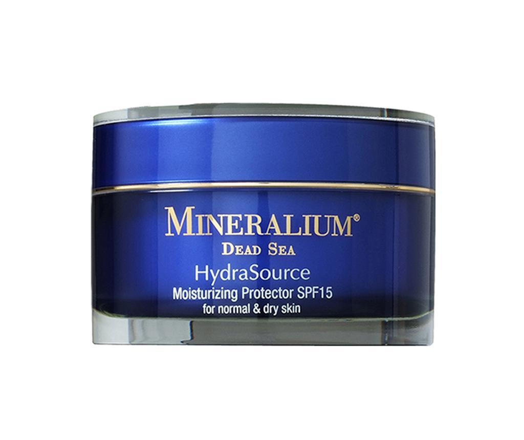 Crema hidratanta cu protectie UV pentru fata Mineralium Hydra Source 50 ml