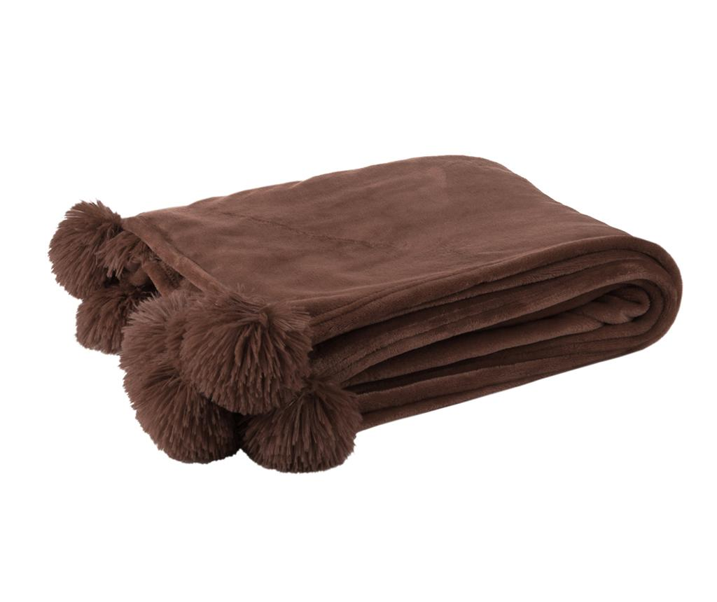 Pled Cierra Brown 130x170 cm