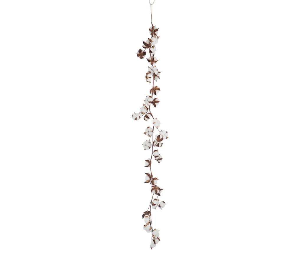 Ghirlanda Cotton Flowers - J-line poza