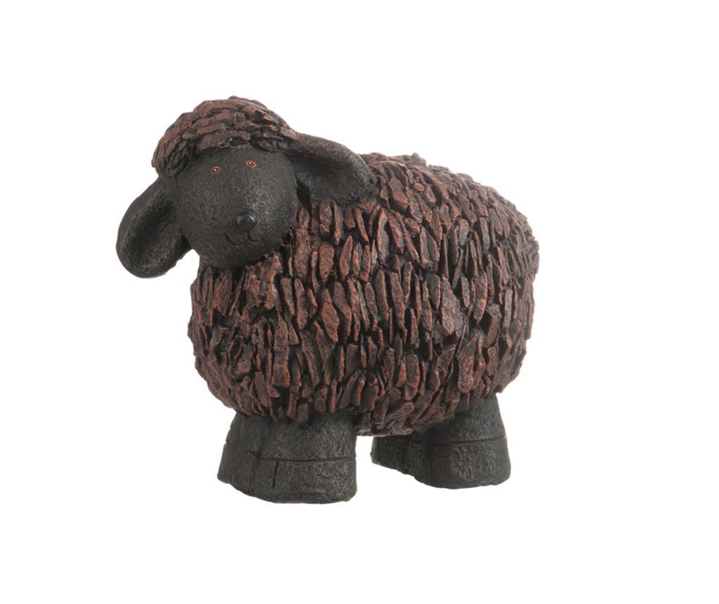 Decoratiune Coal Sheep - J-line imagine