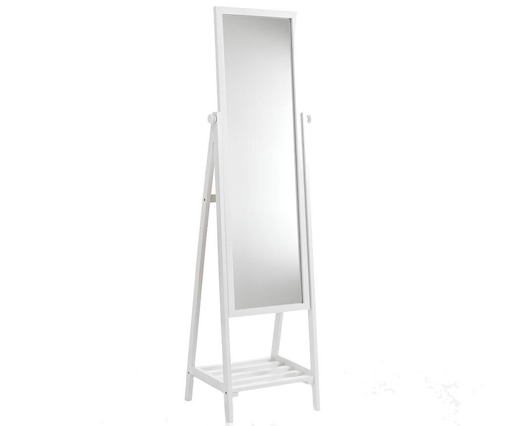 Oglinda de podea Brill - Tomasucci, Alb