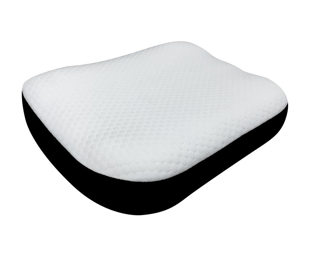 Perna Anti Snore 36x48 cm - Pikolin, Alb imagine