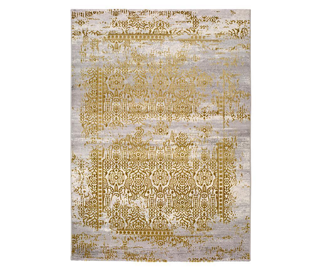 Covor Arabela Gold 160x230 cm - Universal XXI, Galben & Auriu imagine