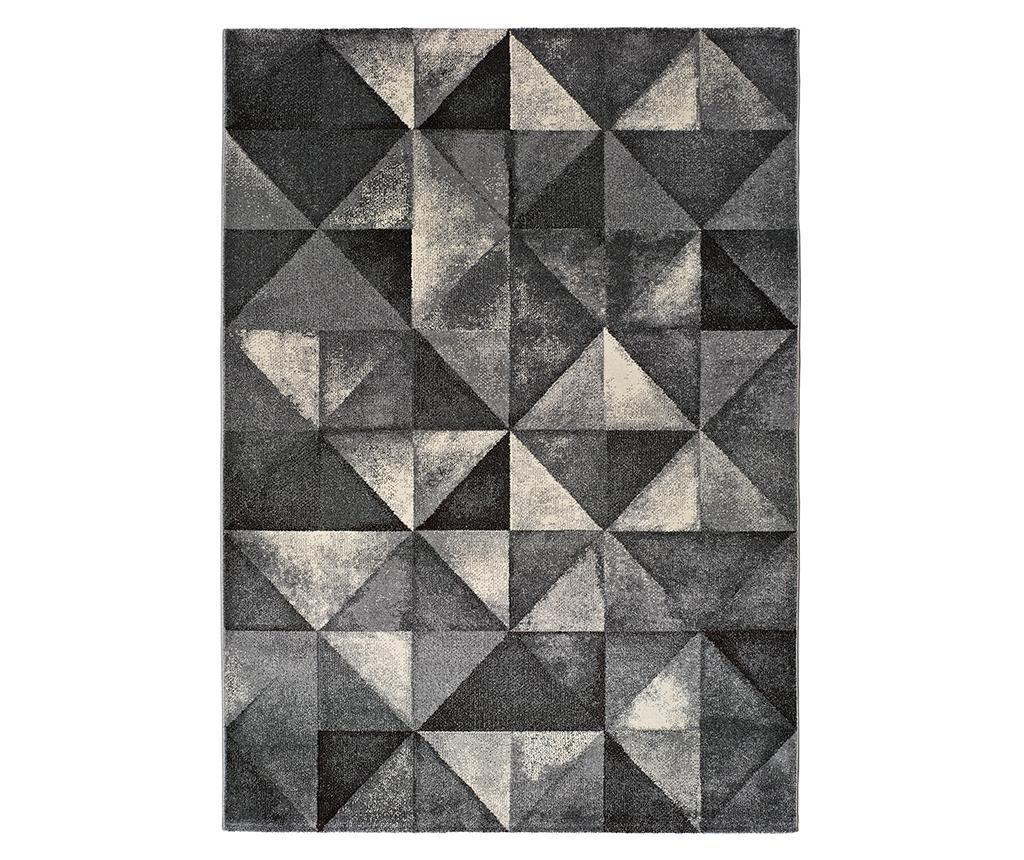 Covor Delta Grey 190x280 cm vivre.ro