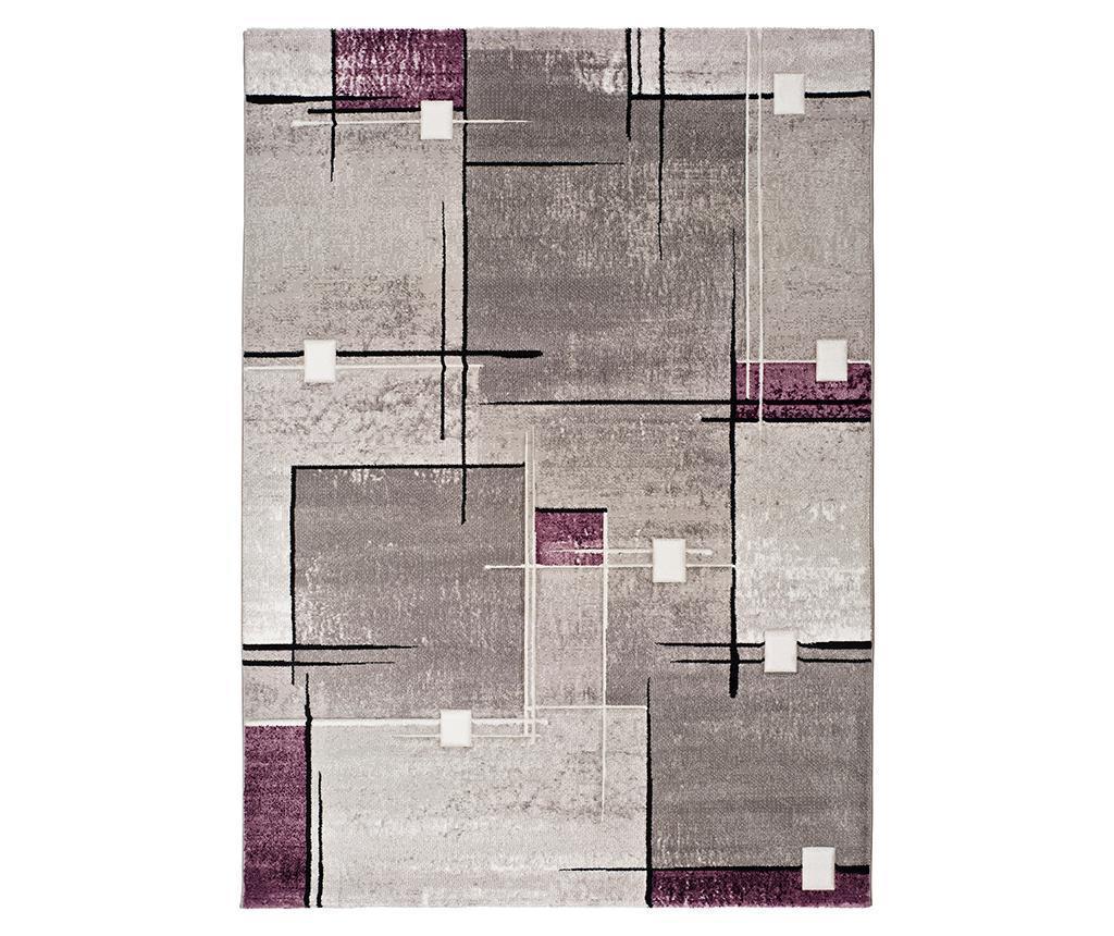 Covor Detroit Lilac 200x290 cm - Universal XXI, Mov