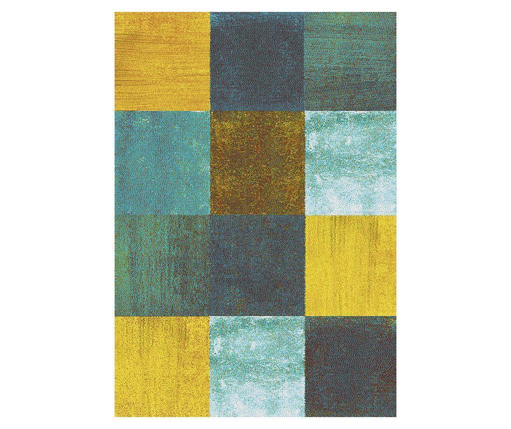 Covor Moar Dino 120x170 cm - Universal XXI, Albastru,Multicolor