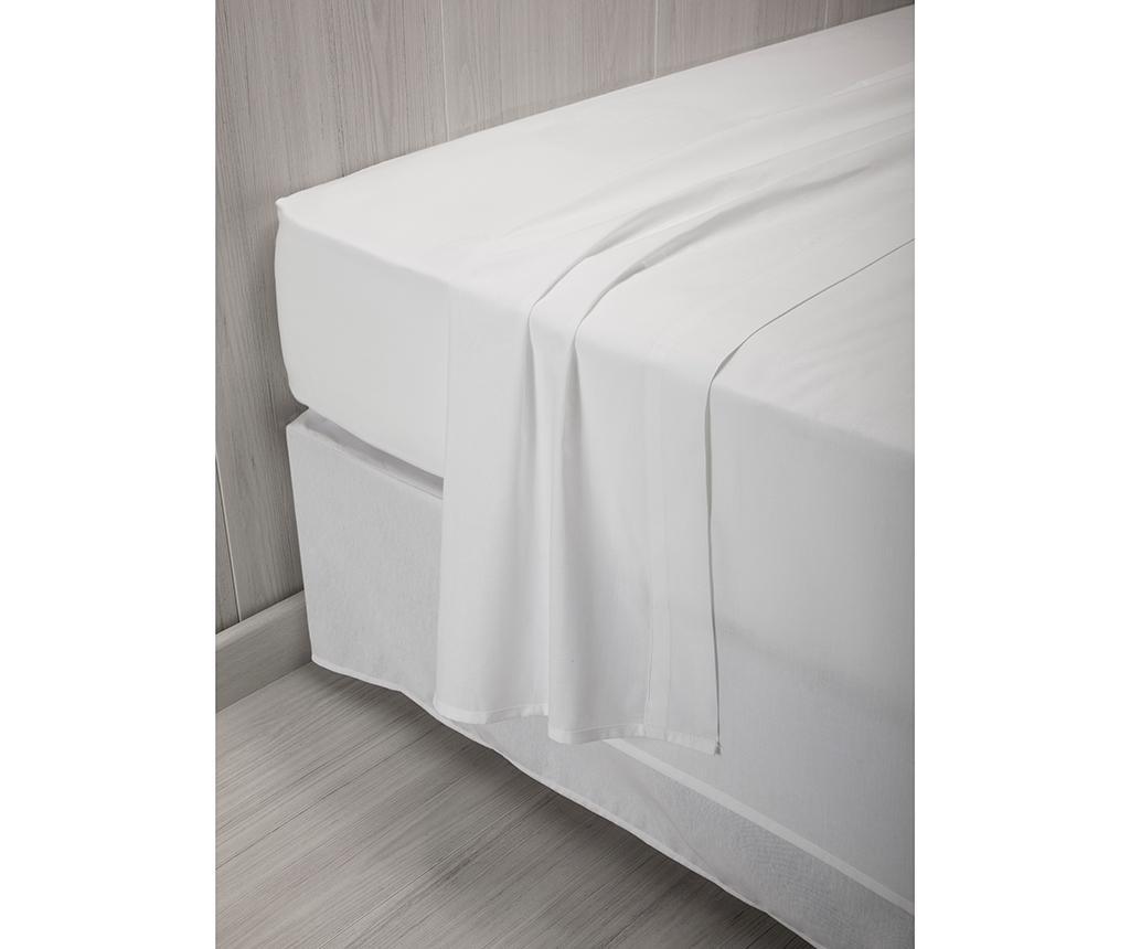 Cearsaf de pat Percale Quality White 240x260 cm - Pikolin, Alb imagine vivre.ro