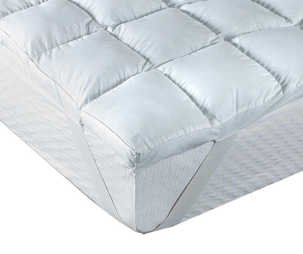 Saltea aditionala Topper Classic Blanc Guard 135x200 cm