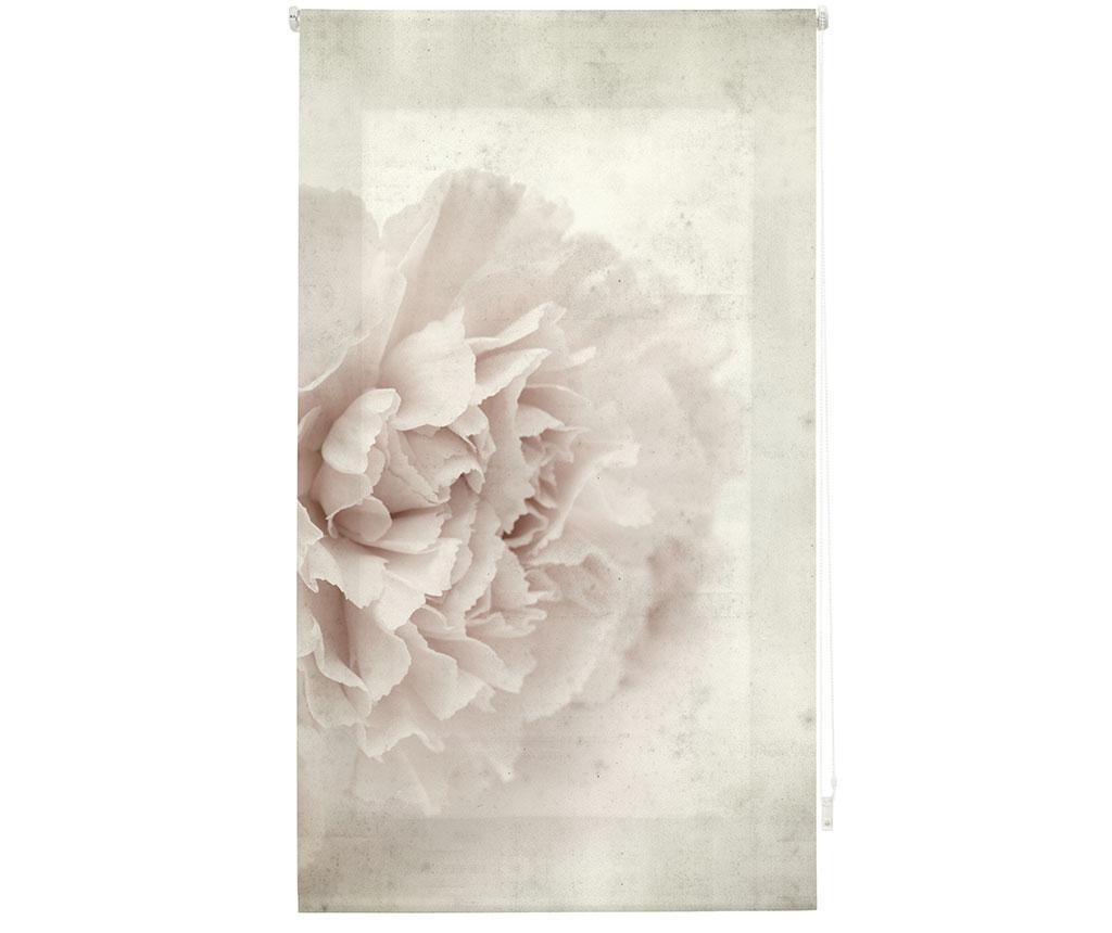 Jaluzea tip rulou Sepia Bloom 100x180 cm imagine