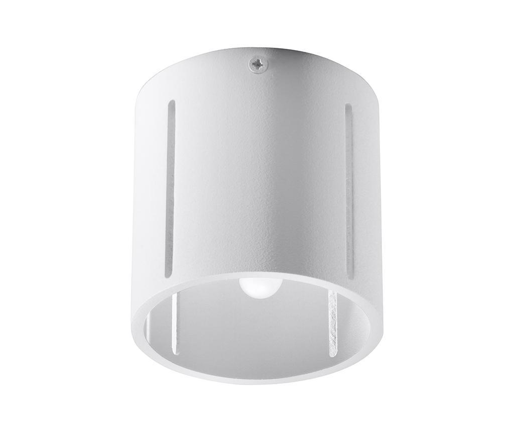 Plafoniera Vulco White - Nice Lamps, Alb imagine