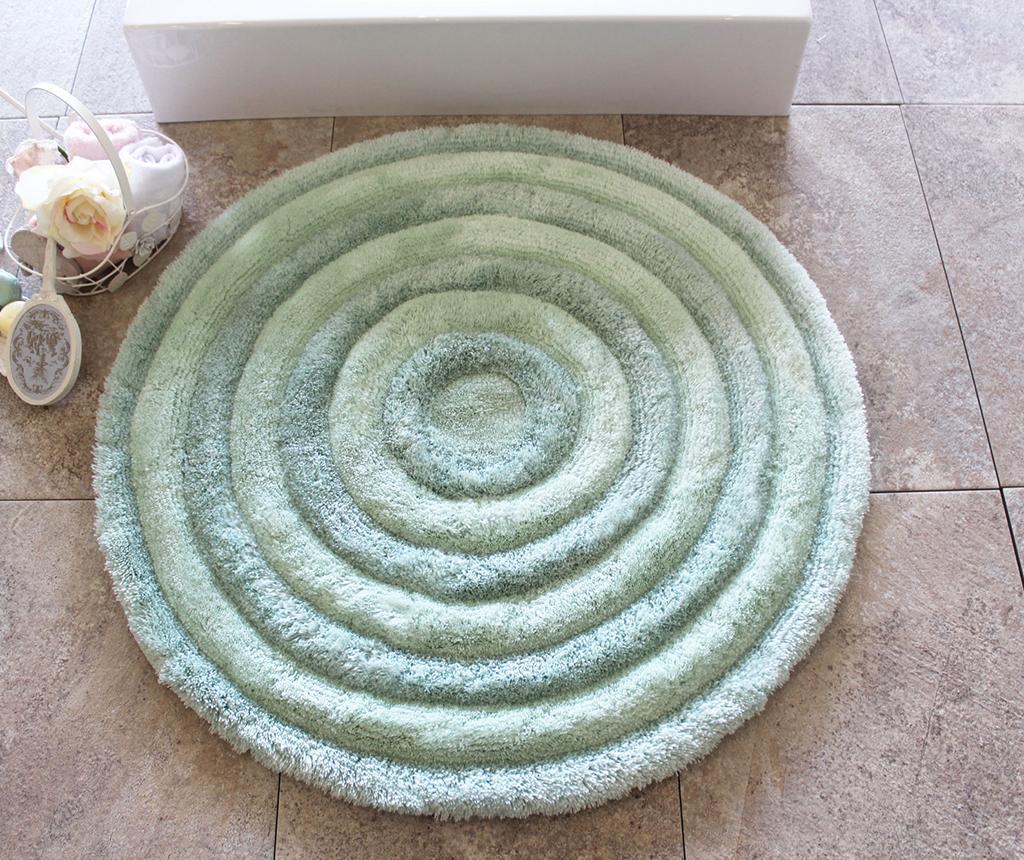 Covoras de baie Alessia Mint 90 cm