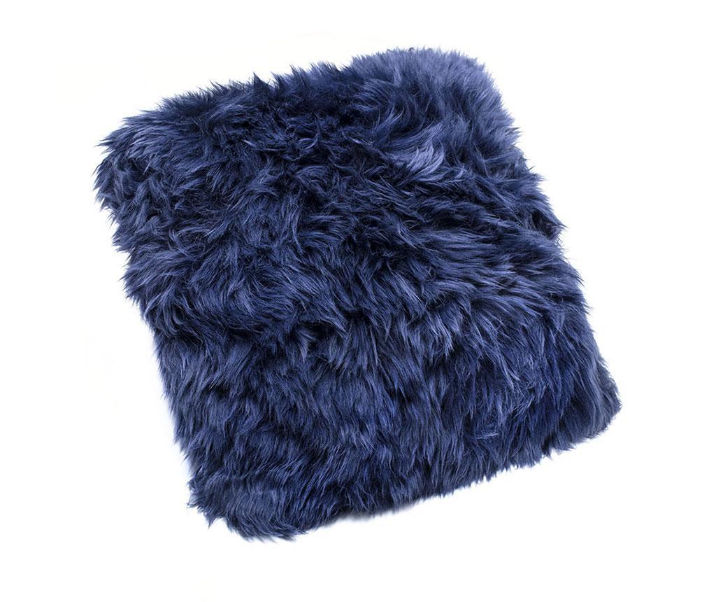 Perna decorativa Niserie Blue 45x45 cm - Royal Dream, Albastru imagine