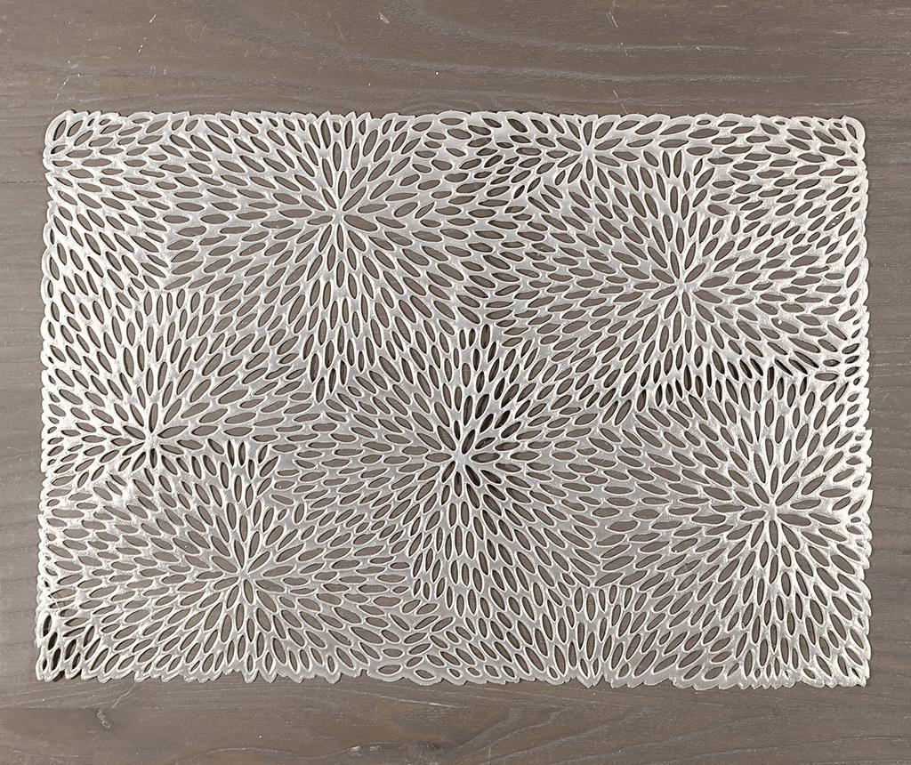 Set 6 individualuri Abstract Silver 32x45 cm