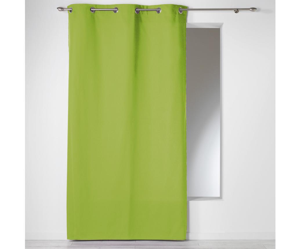 Draperie Panama Green 140x240 cm - L3C, Verde poza