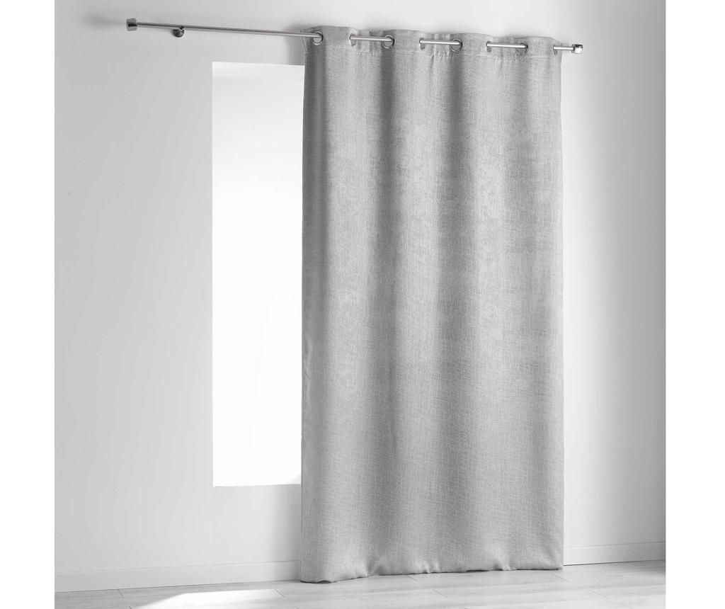 Draperie Opacia Grey 140x240 cm imagine