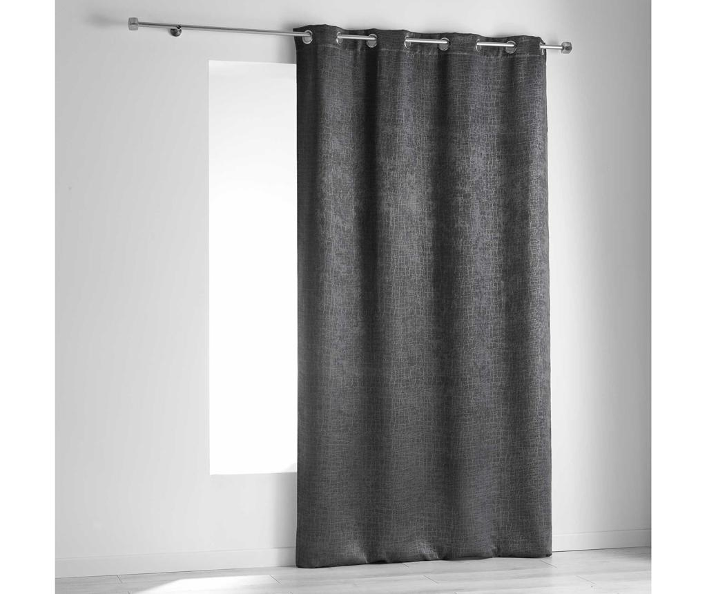 Draperie Opacia Anthracite 140x240 cm imagine