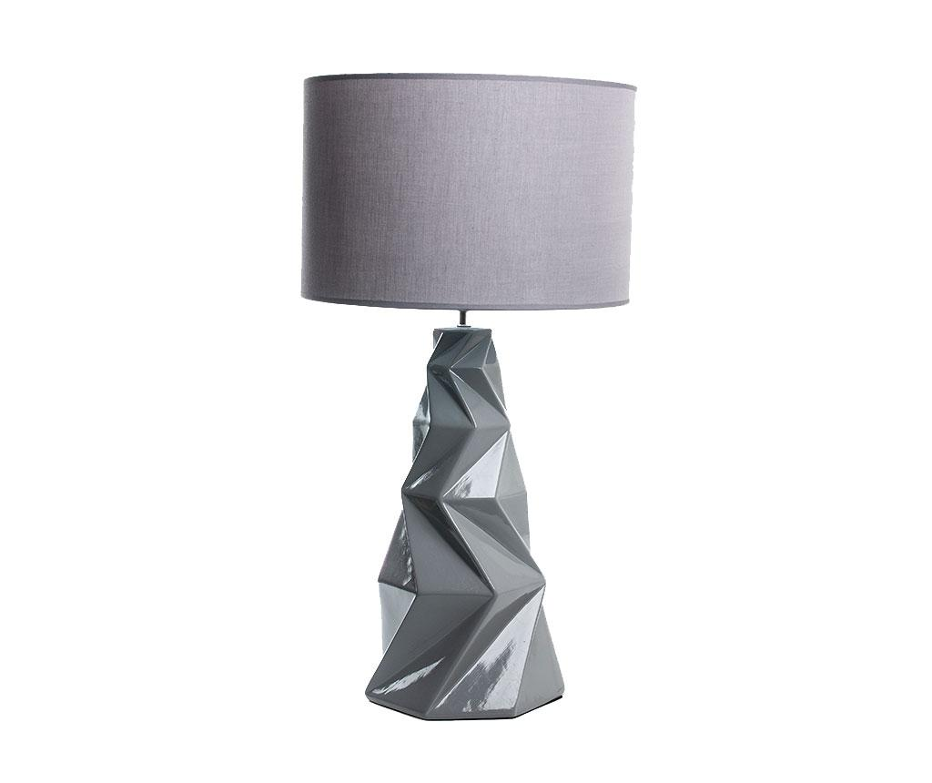 Lampa Crumble Tall Grey