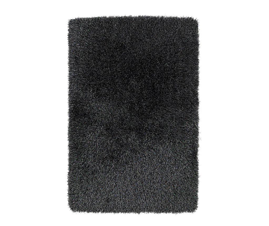 Covor Monte Carlo Grey 60x115 cm - Think Rugs, Gri & Argintiu