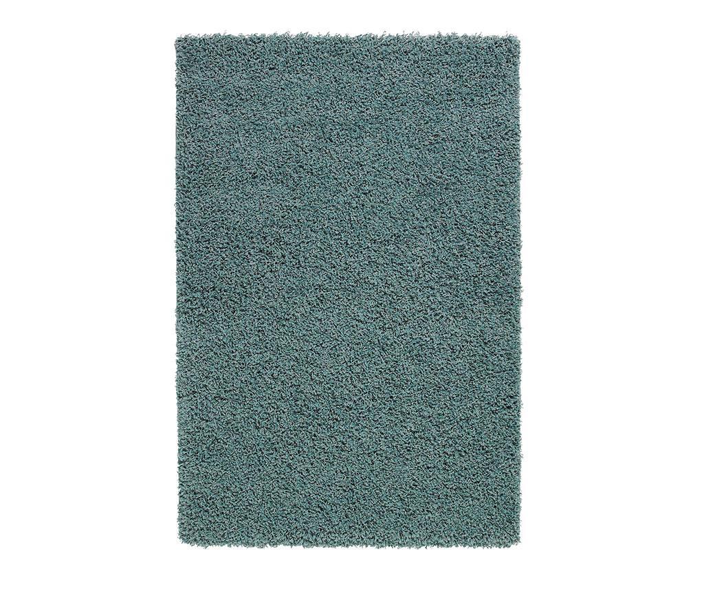 Covor Vista Teal Blue 80x150 cm vivre.ro