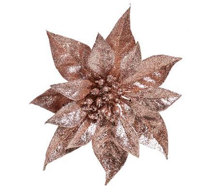 Floare decorativa Festive Rose Pink
